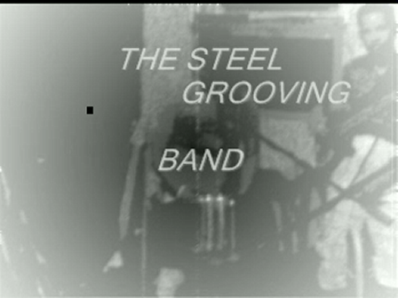 waiting in vain steel grooving band