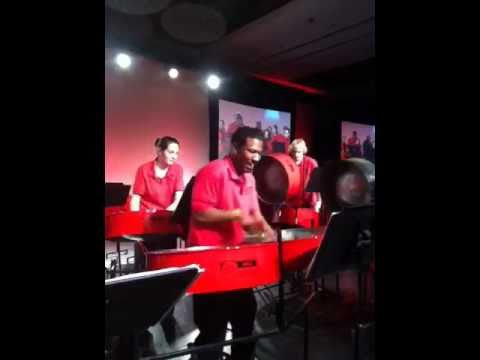 Obe Quarless & NIU Steelband - Colours Again - Steel Pan Steel Drums music