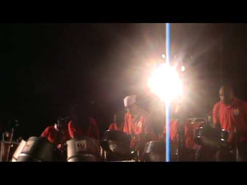 SOUTHERN MARINES STEEL ORCHESTRA PANORAMA FINAL  2011 SMALL BANDS