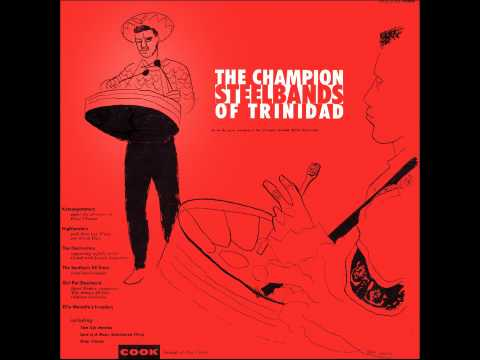 """'Tom Cat Mambo"""" by Invaders Steel orchestra"""