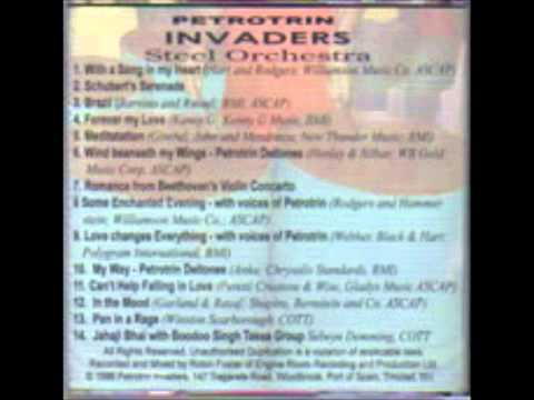 """""""Forever in Love"""" by Invaders Steel Orchestra"""