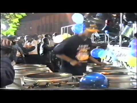 'Pan in a Rage' - London Allstars - UK Panorama 1996