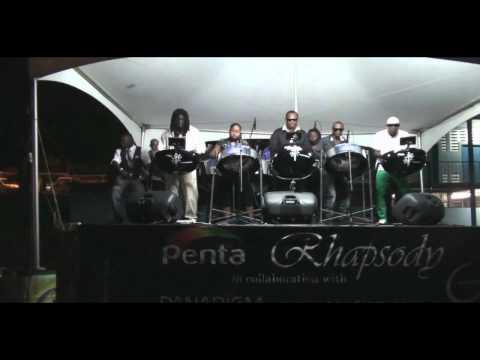 Rhapsody Steel Orchestra - Trini