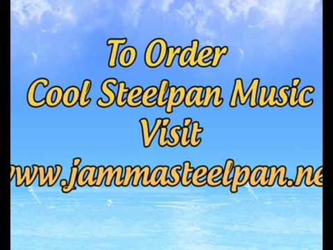 Relaxing steelpan music