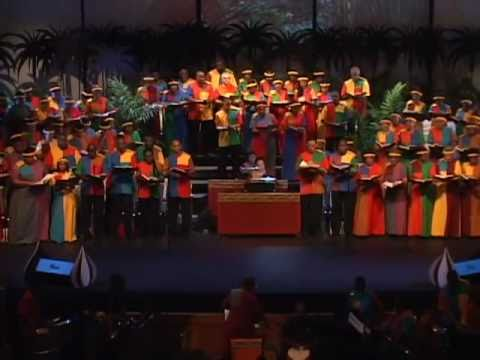"""For Unto Us a Child Is Born"" - Handel's Messiah from the Caribbean!"
