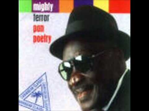 "The Mighty Terror ""Steelband Jamboree""( Calypso Crown winner 1966)"