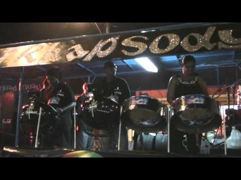 Rhapsody Steel Orchestra - Just Can't Get Enough