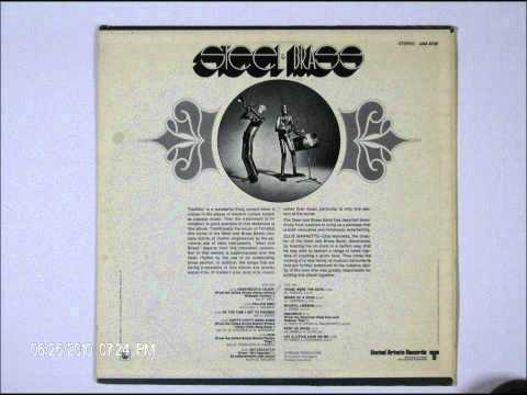 "Selections from the Album ""Steel And Brass"" (1970) directed by Ellie Mannette"