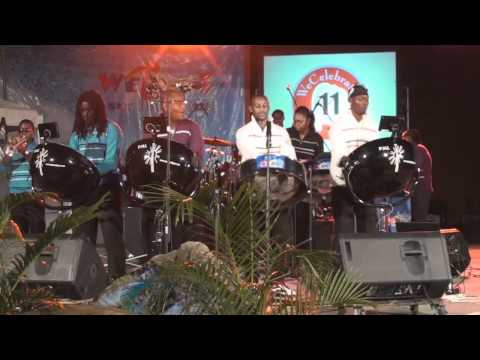 Rhapsody Steel Orchestra - Bend Over