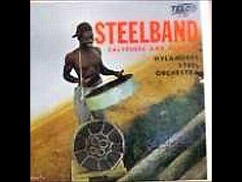"Hylanders Steel Orchestra - ""Gypsy Rondo"" (1964)"