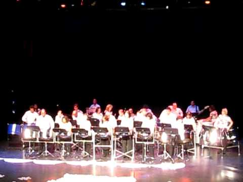 Canada's Panache Steelband at Snowflakes 2011: Bob Marley's Three Little Birds