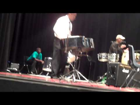 Rony Perry Steelpan Performance at Ronald Thornton Jazz Festival