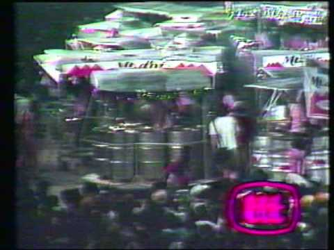 "DESPERADOES - Baron's ""Somebody"" - Panorama Finals 1989"