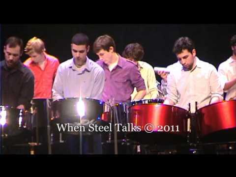 """Shaw Park (Len """"Boogsie"""" Sharpe - NYU STEEL Spring Concert"""