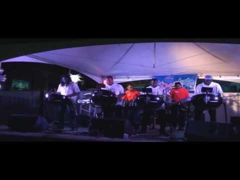 Rhapsody Steel Orchestra plays Ah Ting (Soca 2011)