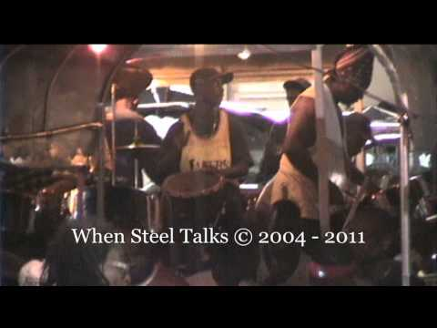 Whap Cocoyea - Desperadoes Steel Orchestra - WST Yard Series