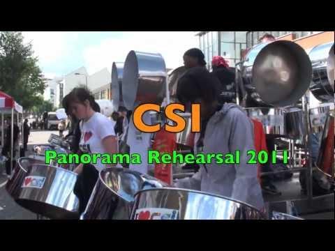 """CSI """"Pan in de Panyard"""" Panorama 2011"""