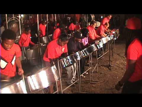 Despers USA - Trini - Basement Yard Recording 2011