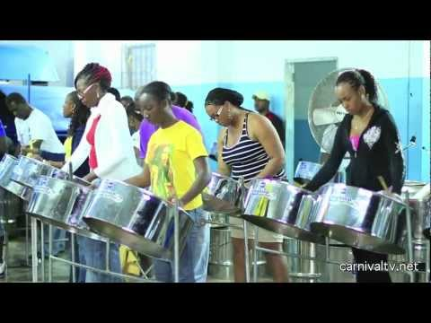 Redemption Sound Setters Steel Orchestra - video feature