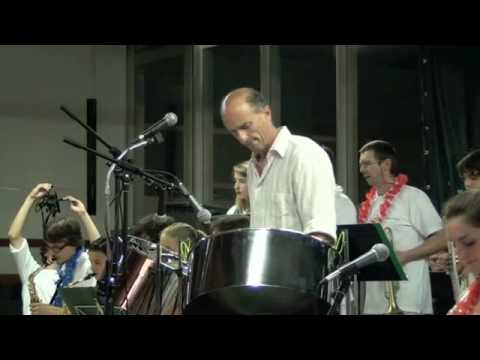 """Margie"" : Unice & CIV Big Band featuring Andy Narell"
