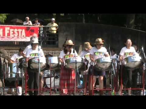 Fantastics @YOKOHAMA STEELPAN FESTA 2011