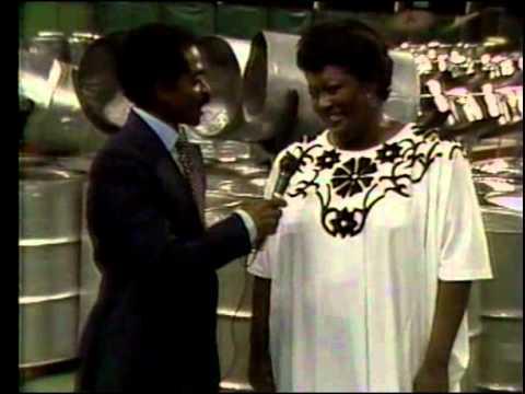 Dalton Narine interviews Pat Bishop at Pan is Beautiful IV (1986)