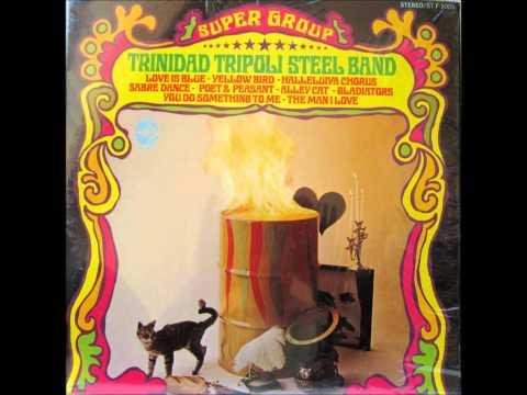 "Trinidad Tripoli Steel Band ""Variations on a Theme of Paganini ""(Johannes Brahms)"