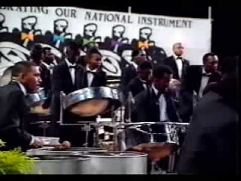 Desperadoes Steel Orchestra - Bartered Bride - test piece