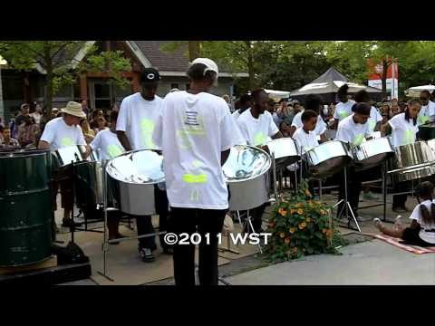 Salah's Steel Pan Academy - Cry Me A River - Festival International de Steelpan de Montreal