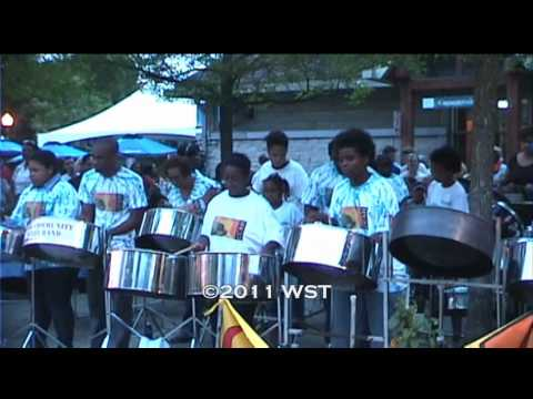 CCAH Steelband - Soul Sister - Festival International de Steelpan