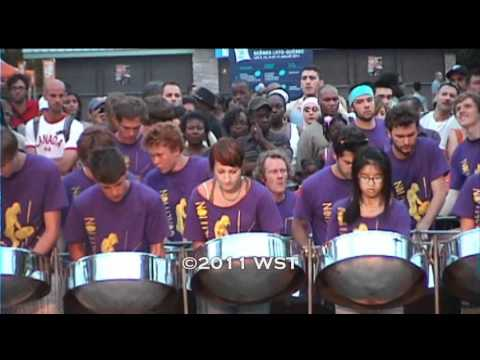 Pan Coalition  - Hips Don't Lie - Festival International de Steelpan