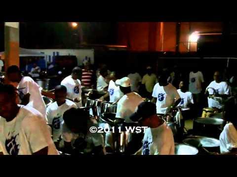 Crossfire Steel Orchestra - Dynamite