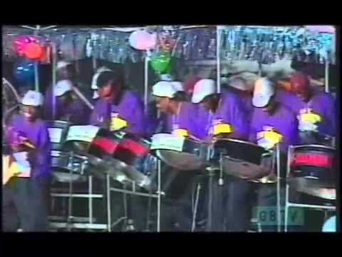"Grenada 1995 Panorama Champions G.B.T.V. CultureShare TV SHOW ARCHIVES 1995:  New Dimensions ""Grenada Carnival Special"""