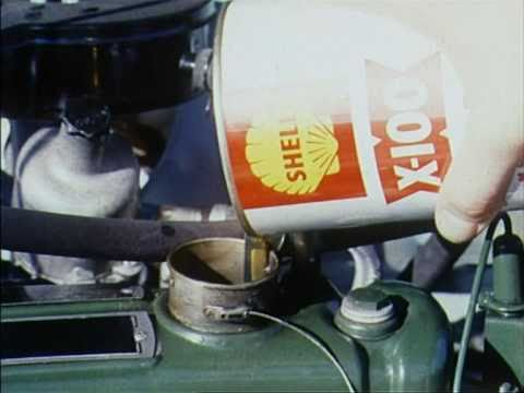 Shell Spirit (1963)