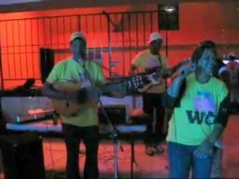 """""""ReAL!"""",the band; ft.Kurt Graham:@Curepe Junction,upstairs Selwyn's Barber Shop"""