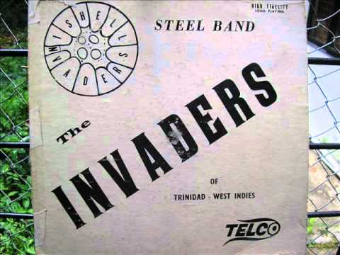 Shell Invaders Steel Orchestra ..wmv