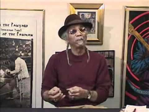 RUDY KING - the Man who introduced Steelpan to America
