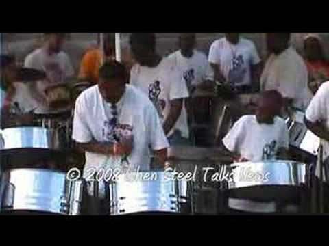 David Rudder Calypso Music - Sonatas Steel Orchestra