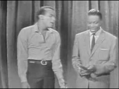 "Harry Belafonte & Nat King Cole ""Mama look a boo-boo"""