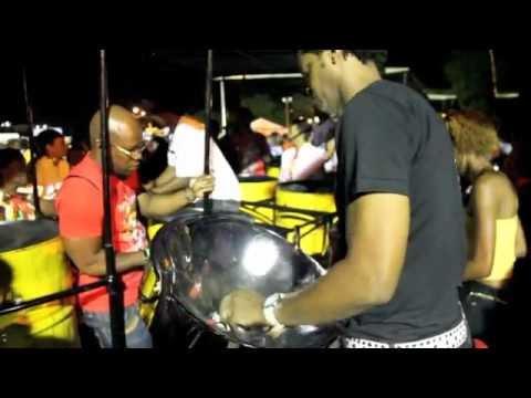 "Trinidad All Stars - ""Play Yourself"" - Panorama semis 2012, on the drag"