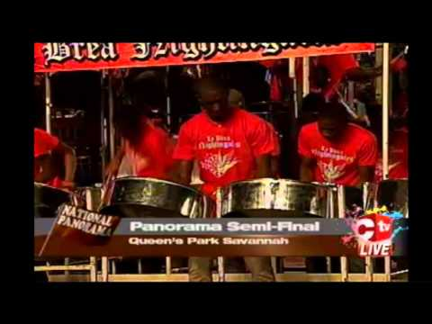 """Action"" - La Brea Nightingales (2012 Panorama Semi-Finals)"