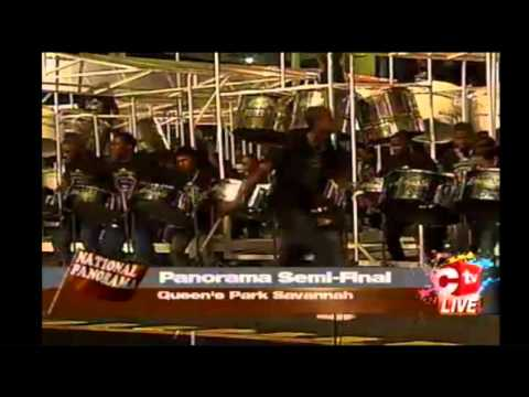 """""""Gie Dem Tempo"""" - Silver Stars (2012 Panorama SemiFinals)"""