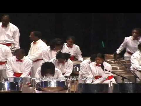 Pantonic Steel Orchestra at Reflections in Steel - 2001 X-Mas