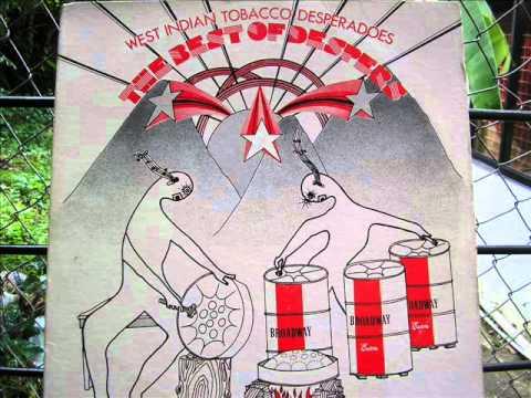 Desperadoes - Festival Champs 1967 - Palleastra ..wmv