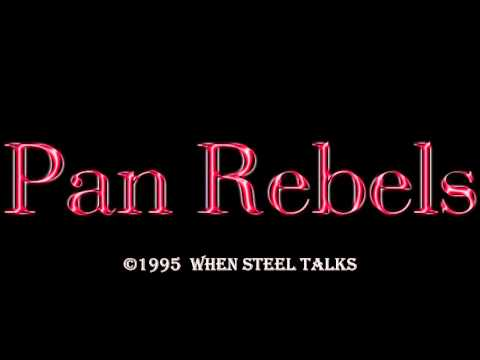 On De Road  - Garvin Blake - Pan Rebels Steel Orchestra - 1995