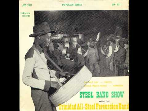 STEEL BAND SHOW with the TRINIDAD ALL-STEEL PERCUSSION BAND(TASPO)