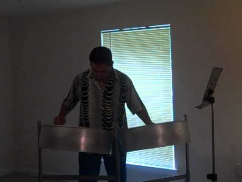 Ave Maria(Schubert) revised version played by Bede Lopez on Steelpan
