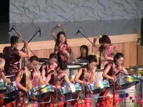 Sukiyaki Steel Orchestra - 愛知万博ー音楽と舞踊の旅J  富山県の日
