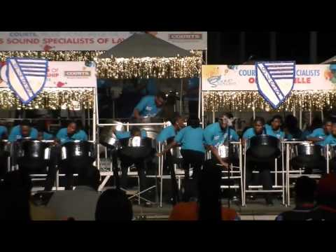 Success Stars Pan Sounds - Trinidad Junior Panorama Champs 2012  -Non Schools