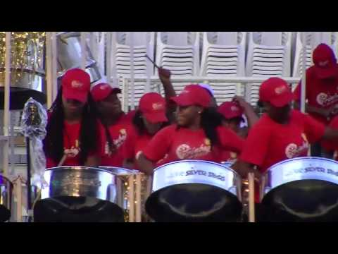 Trinidad Junior Panorama Finals 2012 Silver Stars Junior Band